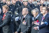 March Past, Remembrance Sunday at the Cenotaph 2016: C04 Royal Air Forces Ex-Prisoner's of War Association. Cenotaph, Whitehall, London SW1, London, Greater London, United Kingdom, on 13 November 2016 at 12:53, image #817