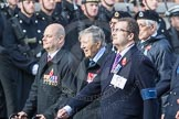 March Past, Remembrance Sunday at the Cenotaph 2016: C04 Royal Air Forces Ex-Prisoner's of War Association. Cenotaph, Whitehall, London SW1, London, Greater London, United Kingdom, on 13 November 2016 at 12:53, image #818