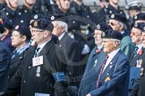 March Past, Remembrance Sunday at the Cenotaph 2016: C05 Royal Observer Corps Association. Cenotaph, Whitehall, London SW1, London, Greater London, United Kingdom, on 13 November 2016 at 12:53, image #823