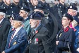 March Past, Remembrance Sunday at the Cenotaph 2016: C05 Royal Observer Corps Association. Cenotaph, Whitehall, London SW1, London, Greater London, United Kingdom, on 13 November 2016 at 12:53, image #825