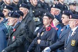 March Past, Remembrance Sunday at the Cenotaph 2016: C05 Royal Observer Corps Association. Cenotaph, Whitehall, London SW1, London, Greater London, United Kingdom, on 13 November 2016 at 12:53, image #826