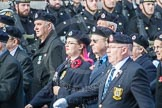 March Past, Remembrance Sunday at the Cenotaph 2016: C05 Royal Observer Corps Association. Cenotaph, Whitehall, London SW1, London, Greater London, United Kingdom, on 13 November 2016 at 12:53, image #827