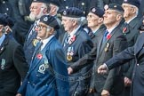 March Past, Remembrance Sunday at the Cenotaph 2016: C05 Royal Observer Corps Association. Cenotaph, Whitehall, London SW1, London, Greater London, United Kingdom, on 13 November 2016 at 12:53, image #830
