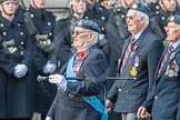 March Past, Remembrance Sunday at the Cenotaph 2016: C06 National Service (Royal Air Force) Association. Cenotaph, Whitehall, London SW1, London, Greater London, United Kingdom, on 13 November 2016 at 12:53, image #839