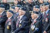 March Past, Remembrance Sunday at the Cenotaph 2016: C06 National Service (Royal Air Force) Association. Cenotaph, Whitehall, London SW1, London, Greater London, United Kingdom, on 13 November 2016 at 12:53, image #843
