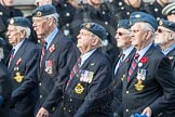 March Past, Remembrance Sunday at the Cenotaph 2016: C06 National Service (Royal Air Force) Association. Cenotaph, Whitehall, London SW1, London, Greater London, United Kingdom, on 13 November 2016 at 12:53, image #845