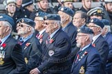 March Past, Remembrance Sunday at the Cenotaph 2016: C06 National Service (Royal Air Force) Association. Cenotaph, Whitehall, London SW1, London, Greater London, United Kingdom, on 13 November 2016 at 12:53, image #847