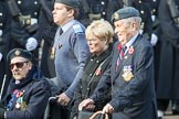 March Past, Remembrance Sunday at the Cenotaph 2016: C06 National Service (Royal Air Force) Association. Cenotaph, Whitehall, London SW1, London, Greater London, United Kingdom, on 13 November 2016 at 12:53, image #852