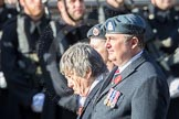 March Past, Remembrance Sunday at the Cenotaph 2016: C13 Royal Air Force Mountain Rescue Association. Cenotaph, Whitehall, London SW1, London, Greater London, United Kingdom, on 13 November 2016 at 12:54, image #892