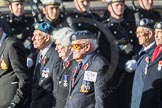 March Past, Remembrance Sunday at the Cenotaph 2016: C14 Units of the Far East Air Force. Cenotaph, Whitehall, London SW1, London, Greater London, United Kingdom, on 13 November 2016 at 12:54, image #896