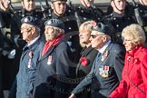 March Past, Remembrance Sunday at the Cenotaph 2016: C14 Units of the Far East Air Force. Cenotaph, Whitehall, London SW1, London, Greater London, United Kingdom, on 13 November 2016 at 12:54, image #897