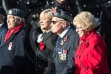 March Past, Remembrance Sunday at the Cenotaph 2016: C14 Units of the Far East Air Force. Cenotaph, Whitehall, London SW1, London, Greater London, United Kingdom, on 13 November 2016 at 12:54, image #898
