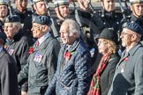 March Past, Remembrance Sunday at the Cenotaph 2016: C14 Units of the Far East Air Force. Cenotaph, Whitehall, London SW1, London, Greater London, United Kingdom, on 13 November 2016 at 12:54, image #901