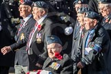 March Past, Remembrance Sunday at the Cenotaph 2016: C15 Royal Air Force Yatesbury Association. Cenotaph, Whitehall, London SW1, London, Greater London, United Kingdom, on 13 November 2016 at 12:54, image #905