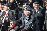March Past, Remembrance Sunday at the Cenotaph 2016: C15 Royal Air Force Yatesbury Association. Cenotaph, Whitehall, London SW1, London, Greater London, United Kingdom, on 13 November 2016 at 12:54, image #907