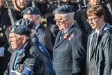 March Past, Remembrance Sunday at the Cenotaph 2016: C16 Royal Air Force Airfield Construction Branch Association. Cenotaph, Whitehall, London SW1, London, Greater London, United Kingdom, on 13 November 2016 at 12:54, image #909
