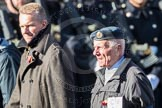 March Past, Remembrance Sunday at the Cenotaph 2016: C16 Royal Air Force Airfield Construction Branch Association. Cenotaph, Whitehall, London SW1, London, Greater London, United Kingdom, on 13 November 2016 at 12:54, image #912