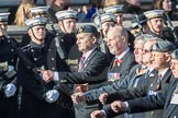 March Past, Remembrance Sunday at the Cenotaph 2016: C17 Royal Air Force Movements and Mobile Air Movements Squadron Association (RAF MAMS). Cenotaph, Whitehall, London SW1, London, Greater London, United Kingdom, on 13 November 2016 at 12:54, image #913