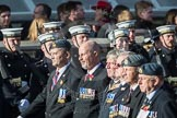 March Past, Remembrance Sunday at the Cenotaph 2016: C17 Royal Air Force Movements and Mobile Air Movements Squadron Association (RAF MAMS). Cenotaph, Whitehall, London SW1, London, Greater London, United Kingdom, on 13 November 2016 at 12:54, image #914