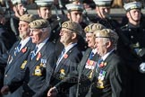 March Past, Remembrance Sunday at the Cenotaph 2016: C18 Royal Air Force Masirah & Salalah Veterans Association. Cenotaph, Whitehall, London SW1, London, Greater London, United Kingdom, on 13 November 2016 at 12:54, image #935