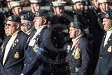 March Past, Remembrance Sunday at the Cenotaph 2016: C22 Air Sea Rescue & Marine Craft Sections Club. Cenotaph, Whitehall, London SW1, London, Greater London, United Kingdom, on 13 November 2016 at 12:55, image #960