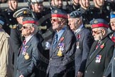 March Past, Remembrance Sunday at the Cenotaph 2016: C23 Federation of Royal Air Force Apprentice & Boy Entrant Associations. Cenotaph, Whitehall, London SW1, London, Greater London, United Kingdom, on 13 November 2016 at 12:55, image #971