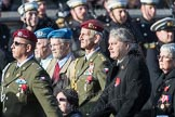 March Past, Remembrance Sunday at the Cenotaph 2016: C28 Czechoslovak Legionaries Association. Cenotaph, Whitehall, London SW1, London, Greater London, United Kingdom, on 13 November 2016 at 12:55, image #1039
