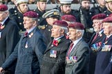 March Past, Remembrance Sunday at the Cenotaph 2016: C31 The Parachute Squadron Royal Armoured. Cenotaph, Whitehall, London SW1, London, Greater London, United Kingdom, on 13 November 2016 at 12:56, image #1074