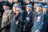 March Past, Remembrance Sunday at the Cenotaph 2016: C33 656 Squadron Association. Cenotaph, Whitehall, London SW1, London, Greater London, United Kingdom, on 13 November 2016 at 12:56, image #1098
