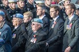 March Past, Remembrance Sunday at the Cenotaph 2016: C33 656 Squadron Association. Cenotaph, Whitehall, London SW1, London, Greater London, United Kingdom, on 13 November 2016 at 12:56, image #1100