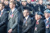 March Past, Remembrance Sunday at the Cenotaph 2016: C33 656 Squadron Association. Cenotaph, Whitehall, London SW1, London, Greater London, United Kingdom, on 13 November 2016 at 12:56, image #1102