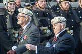 March Past, Remembrance Sunday at the Cenotaph 2016: C36 RAF Police. Cenotaph, Whitehall, London SW1, London, Greater London, United Kingdom, on 13 November 2016 at 12:57, image #1125