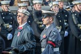 March Past, Remembrance Sunday at the Cenotaph 2016: C36 RAF Police. Cenotaph, Whitehall, London SW1, London, Greater London, United Kingdom, on 13 November 2016 at 12:57, image #1143