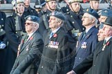 March Past, Remembrance Sunday at the Cenotaph 2016: C38 9(B) Squadron Association. Cenotaph, Whitehall, London SW1, London, Greater London, United Kingdom, on 13 November 2016 at 12:57, image #1145