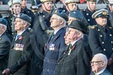 March Past, Remembrance Sunday at the Cenotaph 2016: C38 9(B) Squadron Association. Cenotaph, Whitehall, London SW1, London, Greater London, United Kingdom, on 13 November 2016 at 12:57, image #1146
