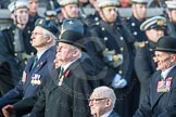March Past, Remembrance Sunday at the Cenotaph 2016: C38 9(B) Squadron Association. Cenotaph, Whitehall, London SW1, London, Greater London, United Kingdom, on 13 November 2016 at 12:57, image #1147