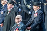 March Past, Remembrance Sunday at the Cenotaph 2016: C38 9(B) Squadron Association. Cenotaph, Whitehall, London SW1, London, Greater London, United Kingdom, on 13 November 2016 at 12:57, image #1148