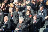 March Past, Remembrance Sunday at the Cenotaph 2016: F01 Blind Veterans UK. Cenotaph, Whitehall, London SW1, London, Greater London, United Kingdom, on 13 November 2016 at 12:58, image #1220