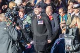 March Past, Remembrance Sunday at the Cenotaph 2016: F01 Blind Veterans UK. Cenotaph, Whitehall, London SW1, London, Greater London, United Kingdom, on 13 November 2016 at 12:58, image #1224