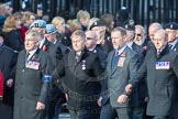 March Past, Remembrance Sunday at the Cenotaph 2016: D03 REME Association. Cenotaph, Whitehall, London SW1, London, Greater London, United Kingdom, on 13 November 2016 at 12:59, image #1267