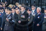 March Past, Remembrance Sunday at the Cenotaph 2016: D03 REME Association. Cenotaph, Whitehall, London SW1, London, Greater London, United Kingdom, on 13 November 2016 at 12:59, image #1274