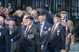 March Past, Remembrance Sunday at the Cenotaph 2016: D03 REME Association. Cenotaph, Whitehall, London SW1, London, Greater London, United Kingdom, on 13 November 2016 at 12:59, image #1278