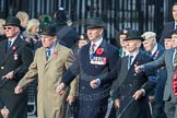 March Past, Remembrance Sunday at the Cenotaph 2016: D05 Not Forgotten Association. Cenotaph, Whitehall, London SW1, London, Greater London, United Kingdom, on 13 November 2016 at 12:59, image #1282