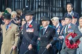 March Past, Remembrance Sunday at the Cenotaph 2016: D05 Not Forgotten Association. Cenotaph, Whitehall, London SW1, London, Greater London, United Kingdom, on 13 November 2016 at 12:59, image #1283
