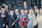 March Past, Remembrance Sunday at the Cenotaph 2016: D05 Not Forgotten Association. Cenotaph, Whitehall, London SW1, London, Greater London, United Kingdom, on 13 November 2016 at 12:59, image #1284