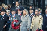 March Past, Remembrance Sunday at the Cenotaph 2016: D05 Not Forgotten Association. Cenotaph, Whitehall, London SW1, London, Greater London, United Kingdom, on 13 November 2016 at 12:59, image #1285