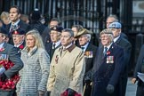March Past, Remembrance Sunday at the Cenotaph 2016: D05 Not Forgotten Association. Cenotaph, Whitehall, London SW1, London, Greater London, United Kingdom, on 13 November 2016 at 12:59, image #1286