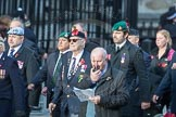 March Past, Remembrance Sunday at the Cenotaph 2016: D05 Not Forgotten Association. Cenotaph, Whitehall, London SW1, London, Greater London, United Kingdom, on 13 November 2016 at 12:59, image #1289