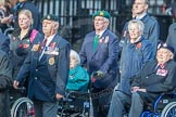 March Past, Remembrance Sunday at the Cenotaph 2016: D05 Not Forgotten Association. Cenotaph, Whitehall, London SW1, London, Greater London, United Kingdom, on 13 November 2016 at 12:59, image #1293
