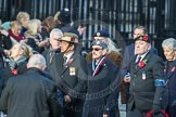 March Past, Remembrance Sunday at the Cenotaph 2016: D06 Stoll (Sir Oswald Stoll Foundation). Cenotaph, Whitehall, London SW1, London, Greater London, United Kingdom, on 13 November 2016 at 12:59, image #1298